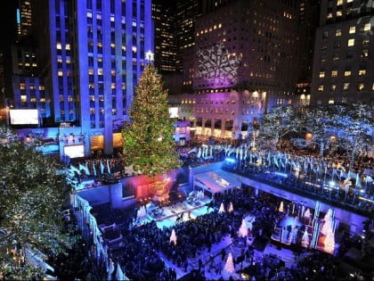 navidad new york 2014