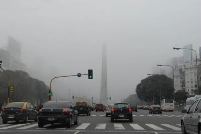 Niebla de Buenos Aires