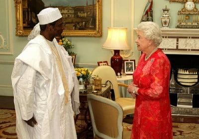 nigeria presidente