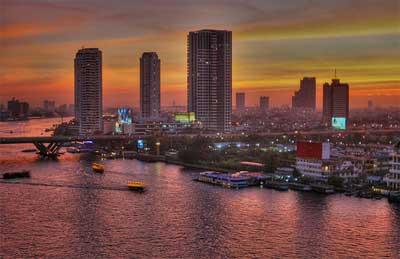 Nocturno de Bangkok