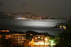 Nocturno de la Isla de Saint John