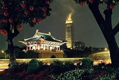Nocturno de Taipei