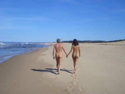 Playas nudistas