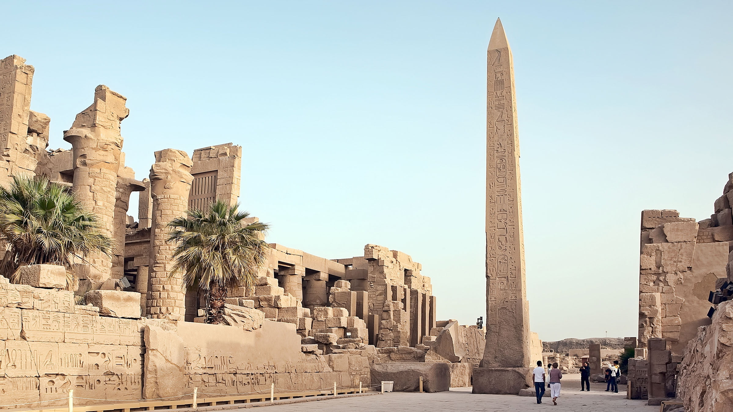 La Arquitectura Egipcia Características Y Principales Ejemplos