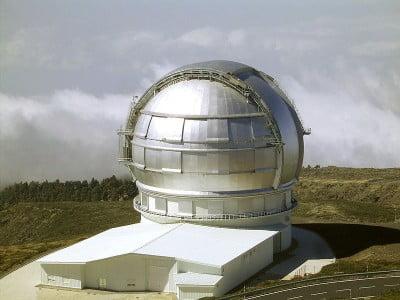 Observatorio de Roque de los Muchachos