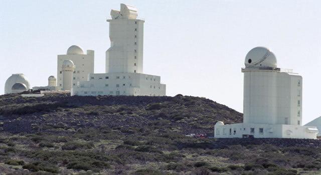 Observatorios del Teide