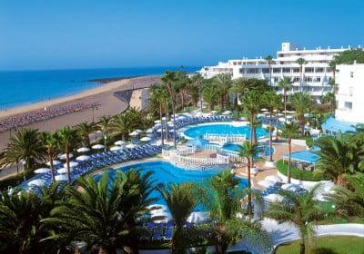 Acampada en Lanzarote