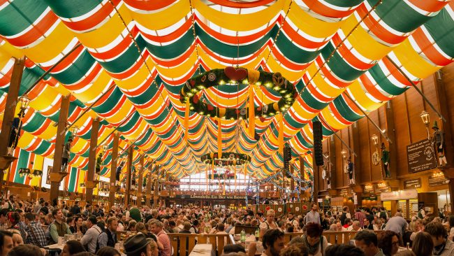 Oktoberfest in Munich: the beer festival