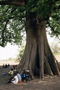 ONG, Burkina Faso población