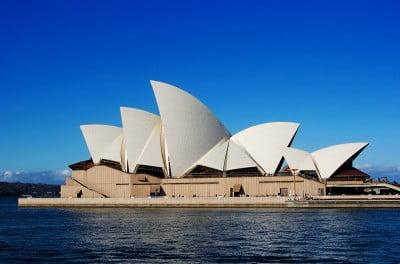 Ópera de Sidney en Australia