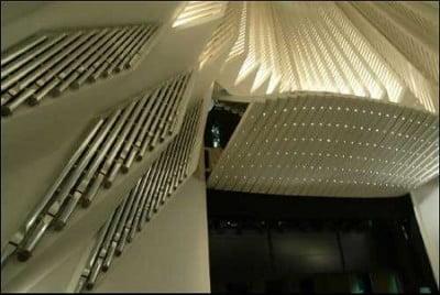 Órgano del Auditorio