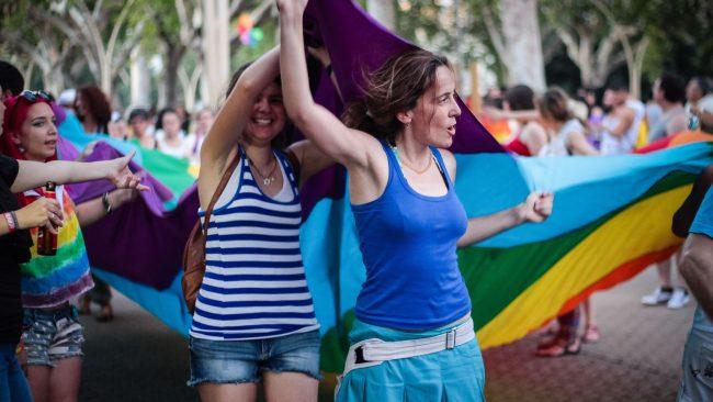 Orgullo gay de Sevilla