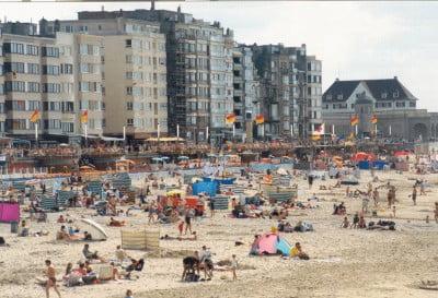 Ostende en Bélgica