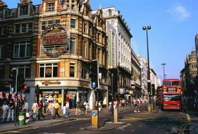 Oxford, Reino Unido en Londres