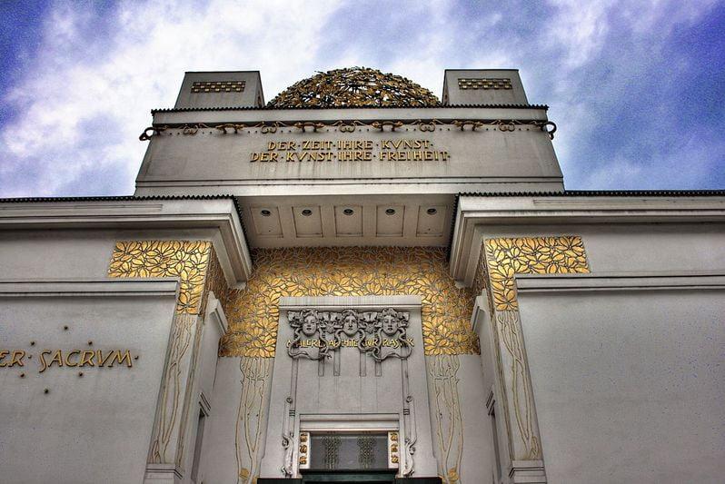 Pabellón de Secesión en Viena