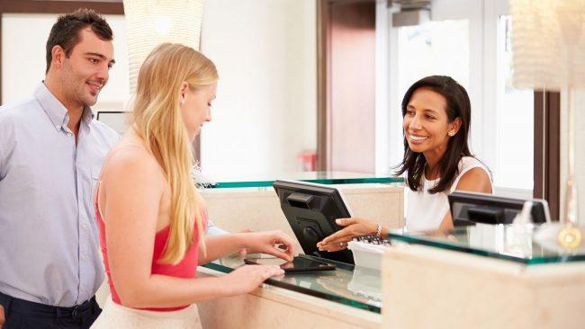Pago de la tasa turística en los hoteles de Nueva York