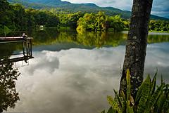 Paisaje de Chiang mai