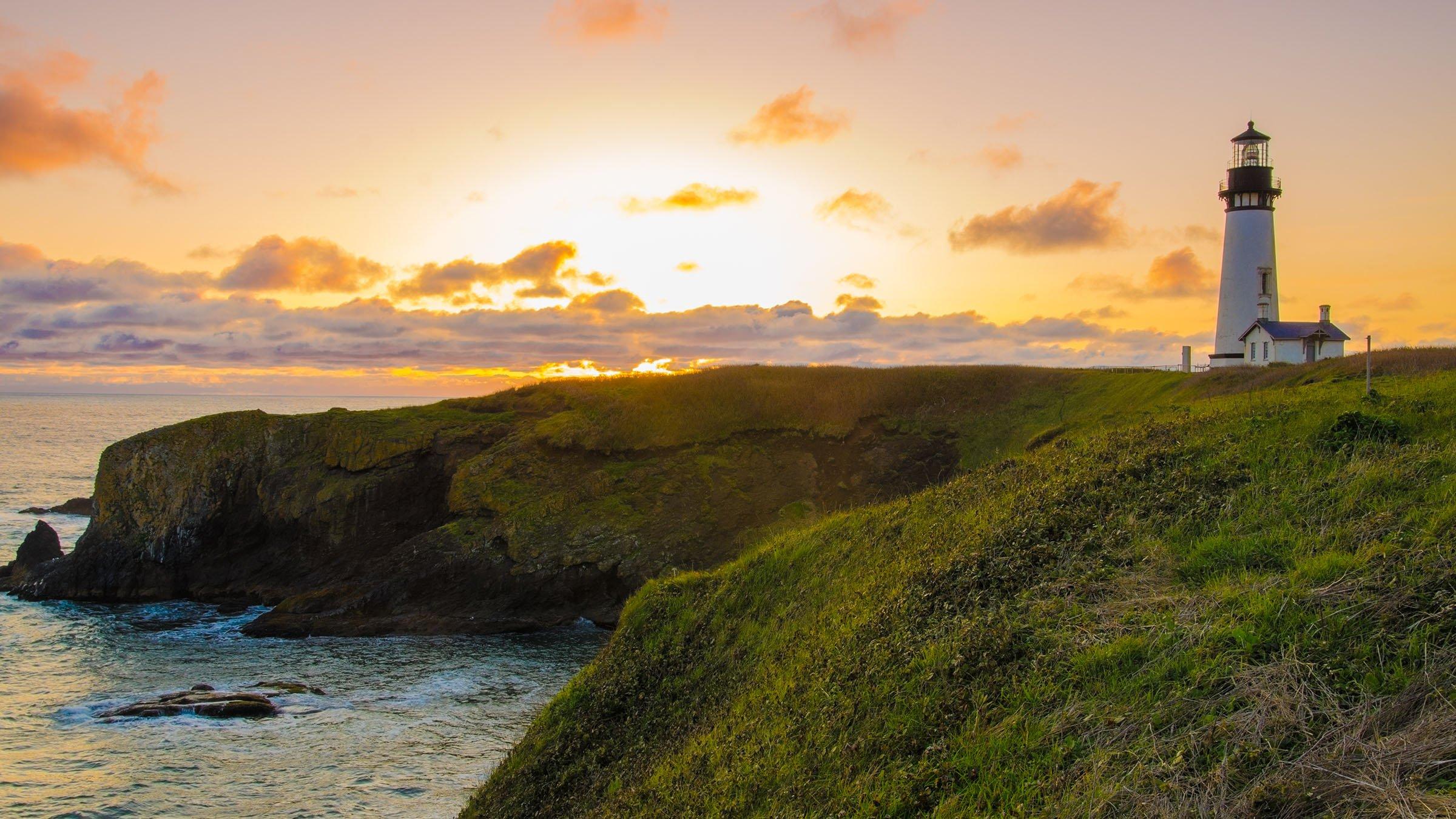 paisaje marino atardeder