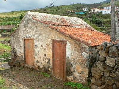 Paisaje rural de Pino Santo
