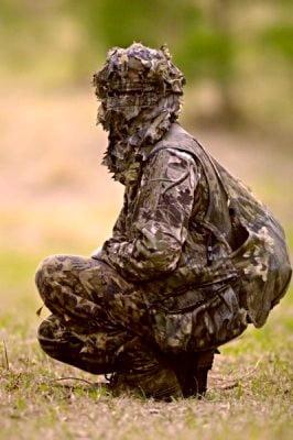 paisajes de guerra camuflaje