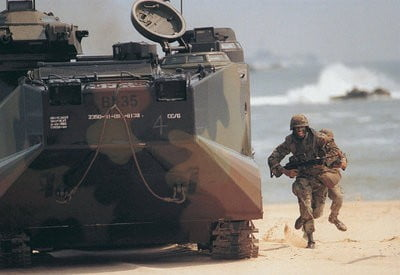 paisajes de guerra soldados