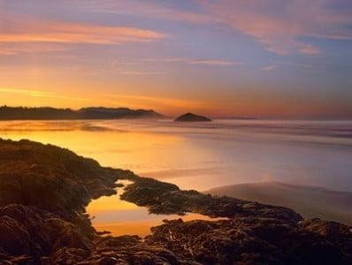 paisajes de playa Playa Long