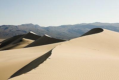 paisajes naturales dunas