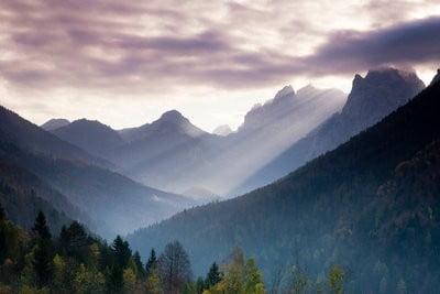 paisajes naturales Montañas Wilder Kaiser
