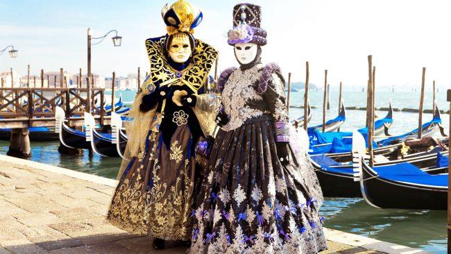 Países y sus trajes típicos: Italia