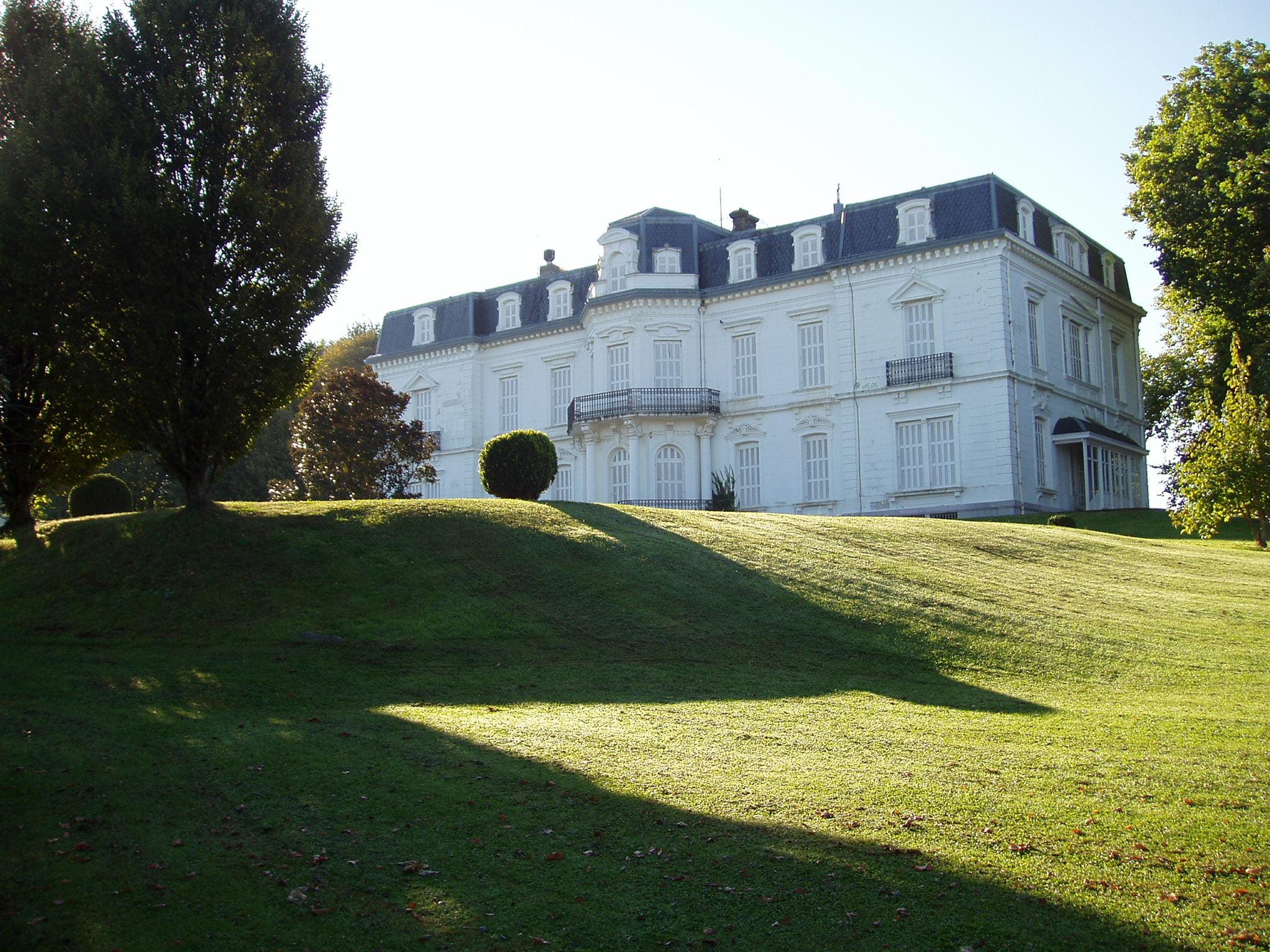 Palacio Aiete San Sebastián
