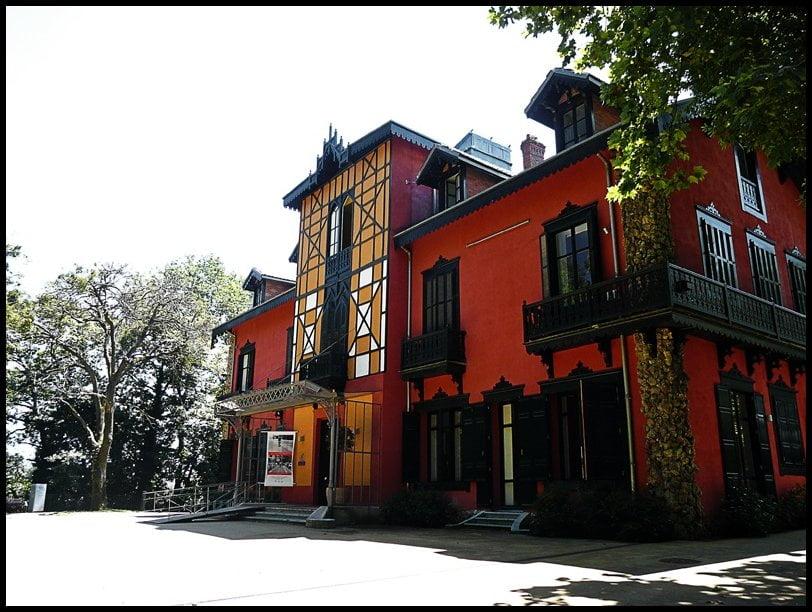 Palacio de Cristina Enea