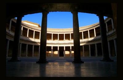 Palacio de Carlos V, Granada