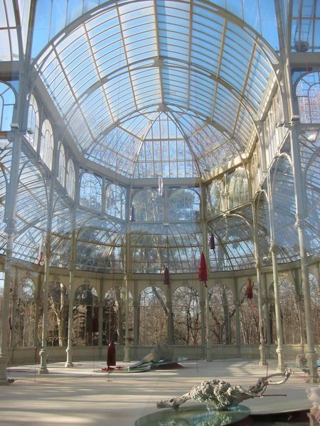 palacio de cristal interior