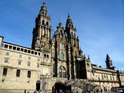 Palacio de Gelmírez y Catedral de Santiago
