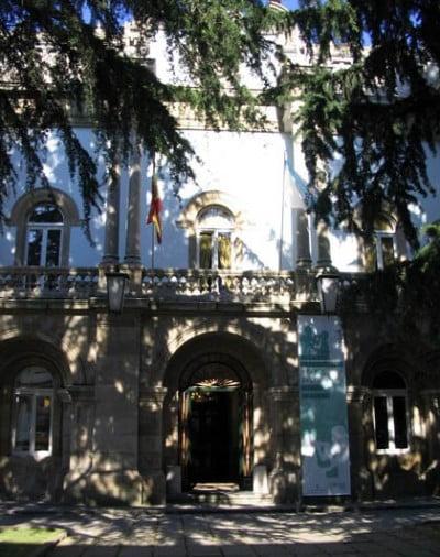 Palacio de la Diputación de Lugo