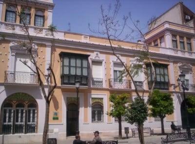 Palacio de las Conchas en Huelva