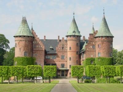 Palacio de Suecia