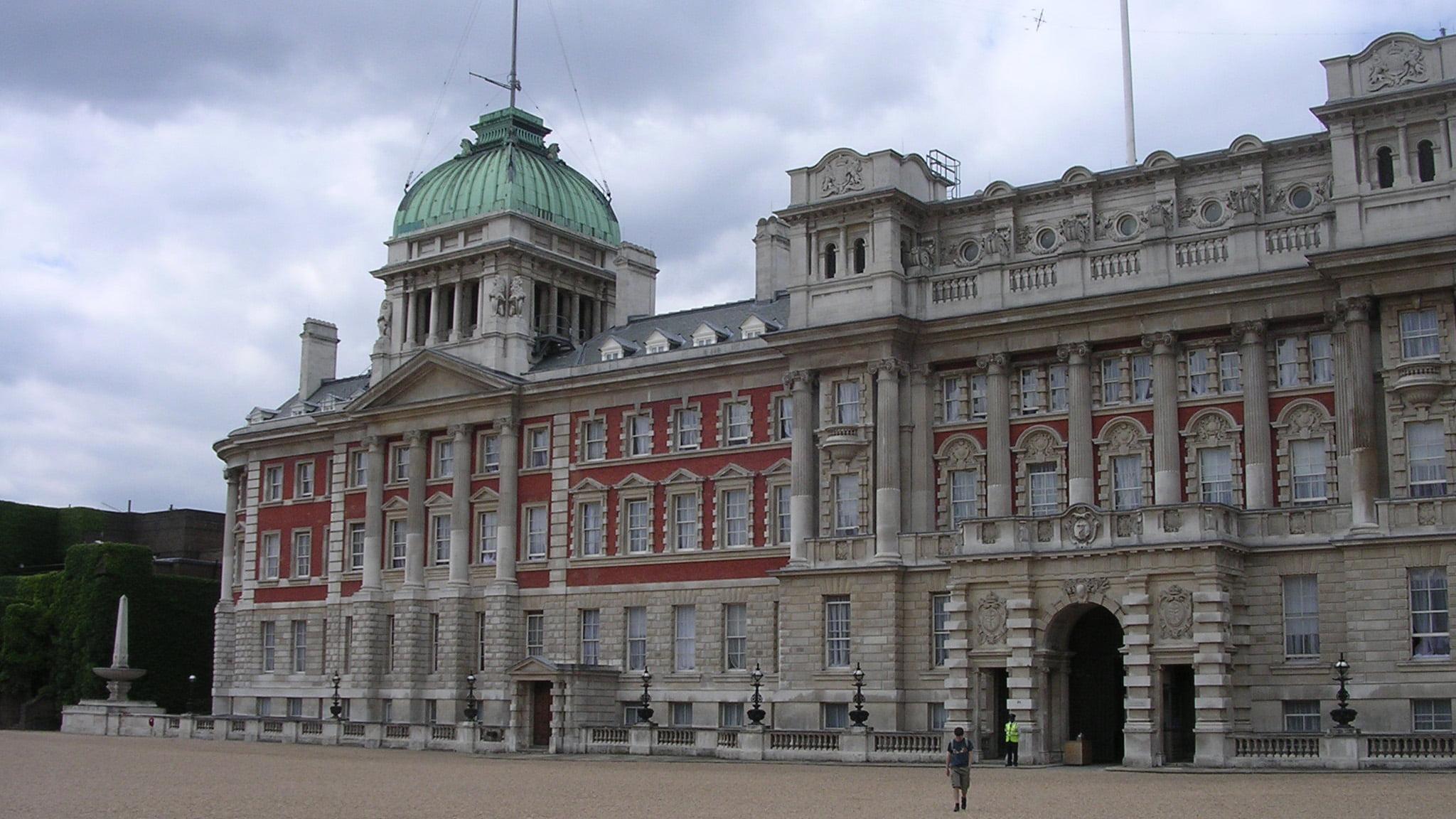 Palacio De Whitehall Situado En Londres