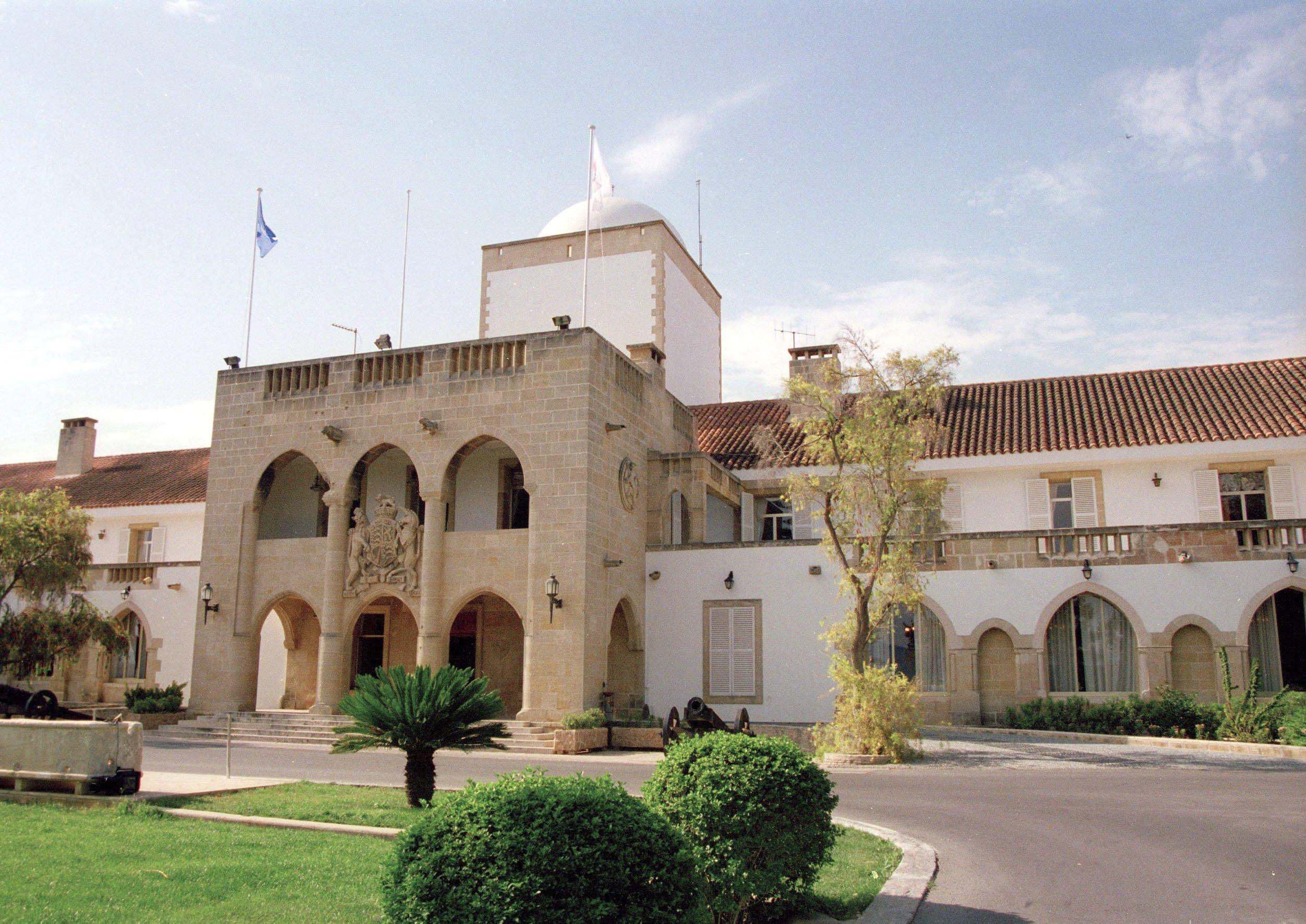 Palacio Presidencial Chipre