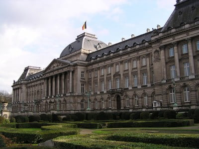 Palacio Real - Bruselas