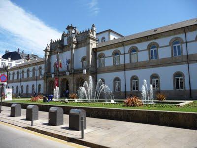 Palacio San Marcos de Lugo
