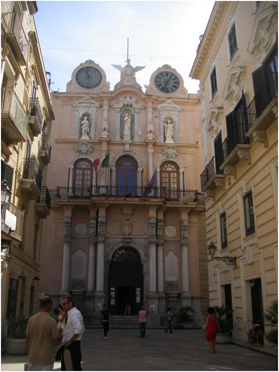 Palacio Seremonial de Trapami