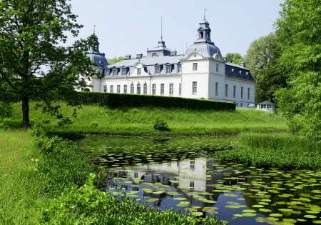 Palacio en Suecia