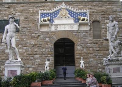 Palacio Vecchio de Florencia