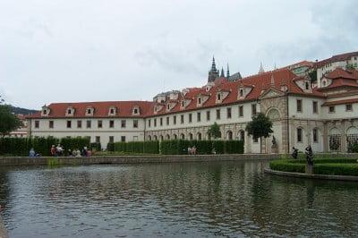 Palacio Wallenstein de Praga