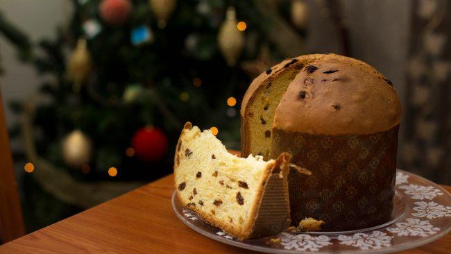 Pan dulce: un alimento típico de Argentina elaborado en Navidad