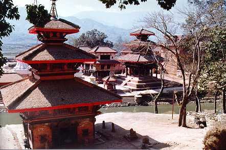Panauti, Nepal