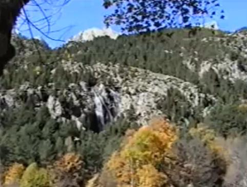 Panticosa balneario valle