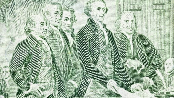 John Adams' role in the Declaration of Independence