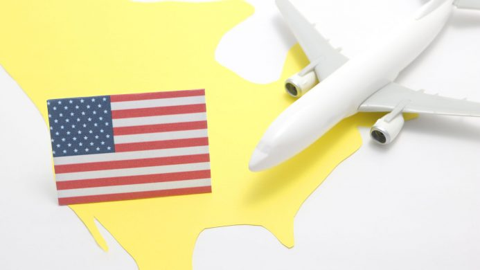 Papeis para viaxar aos Estados Unidos